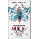 "Plakat ""Against Me"""