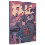 "Comic ""The Fall"" Volume 1 english"