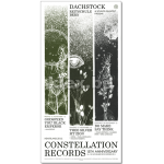 "Plakat ""Constellation Records 15th Anniversary"""