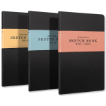 "Bücher-Set ""Sketchbook 2011-2012"", ""Sketchbook 2013"" und ""Sketchbook 2014"""