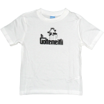 "Siebdruck-Kinder-T-Shirt ""Ds Gottemeitli"""