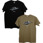 """Siebdruck-T-Shirt """"Catch Me If You Can III"""""""