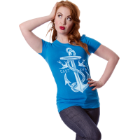 "Rock Steady Women's ""Castaway"" Tee"